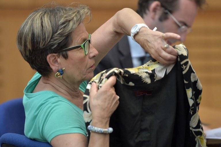 Matka 38-latka, Viviane Lambert /AFP