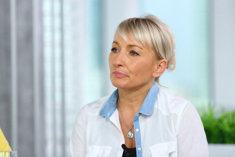 Matka Iwony Wieczorek w jednym z programów telewizyjnych /Kamil Piklikiewicz/DDTVN /East News