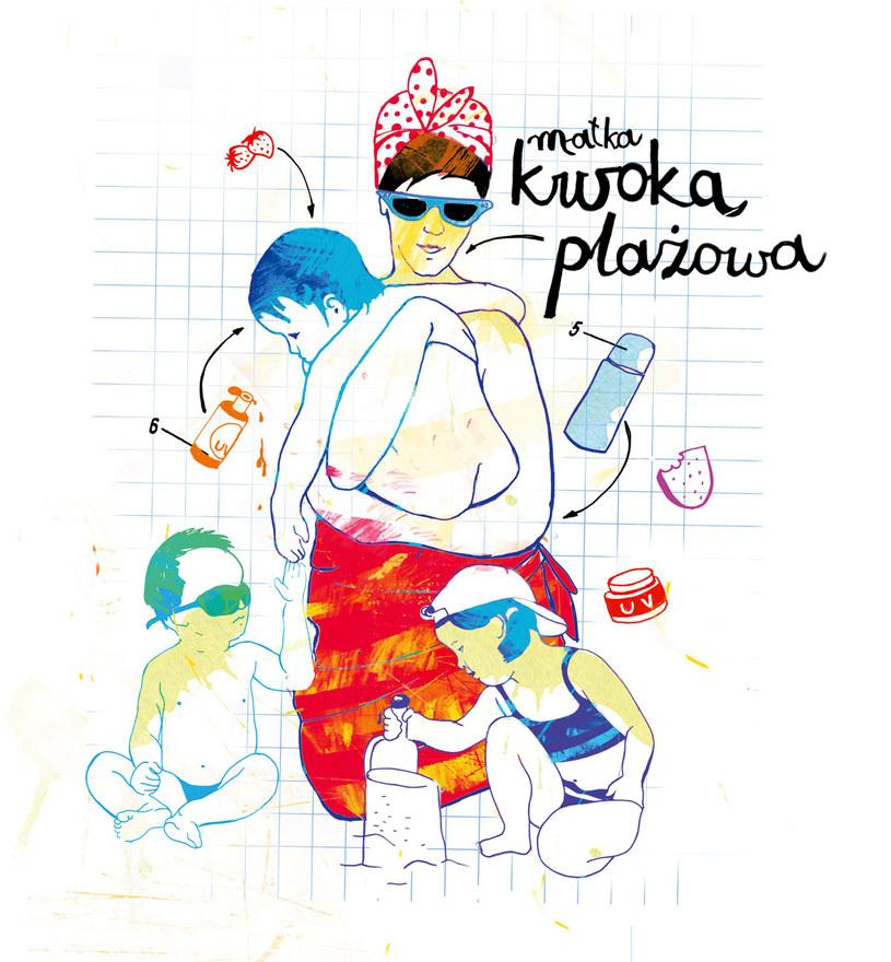Matka Kwoka Plażowa  /Anna Czech /Twój Styl