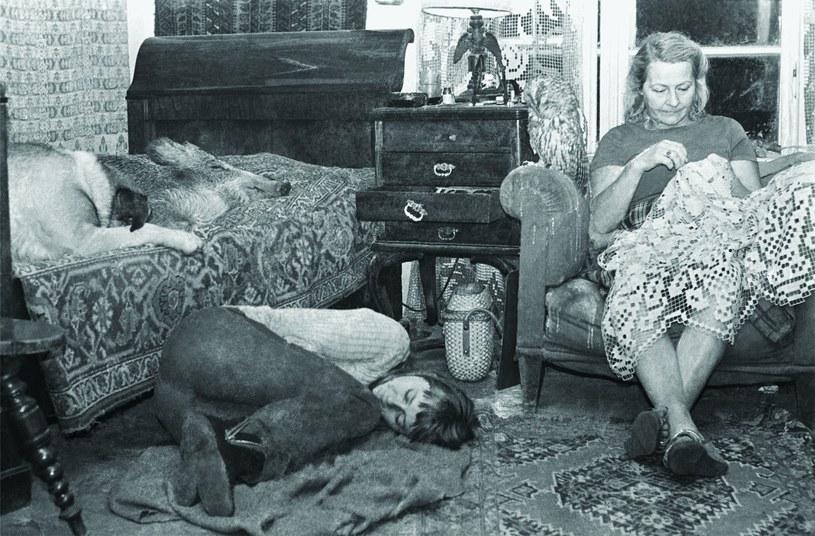 Matka odwiedzała Simonę na Dziedzince /fot. Lech Wilczek /materiały prasowe