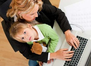 Matka - pracowniczka - biznesmenka