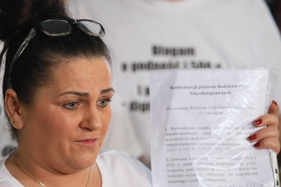 Matki zaproponowały kompromis / Leszek Szymański    /PAP