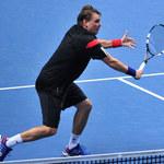 Matkowski odpadł w ćwierćfinale debla w Londynie
