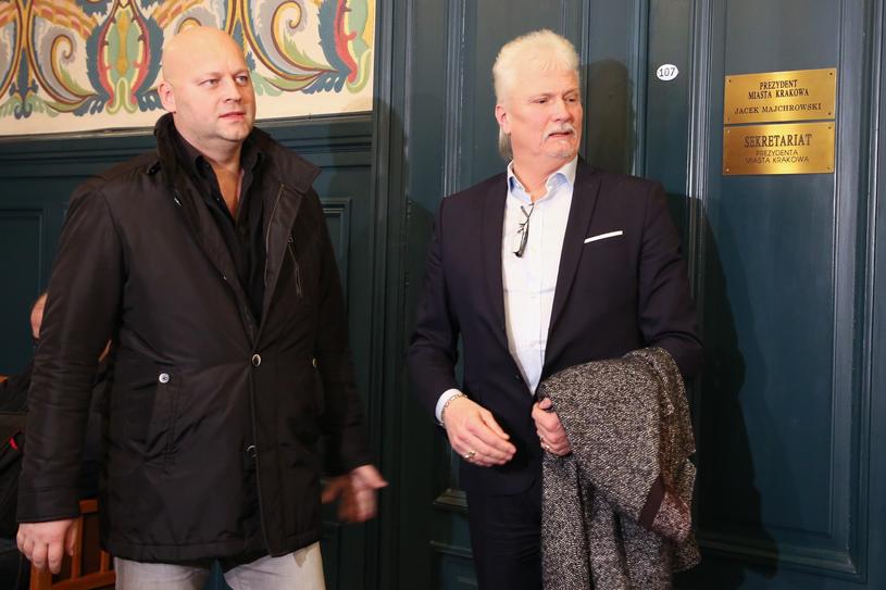 Mats Hartling (z prawej) /fot. Beata Zawrzel/REPORTER /