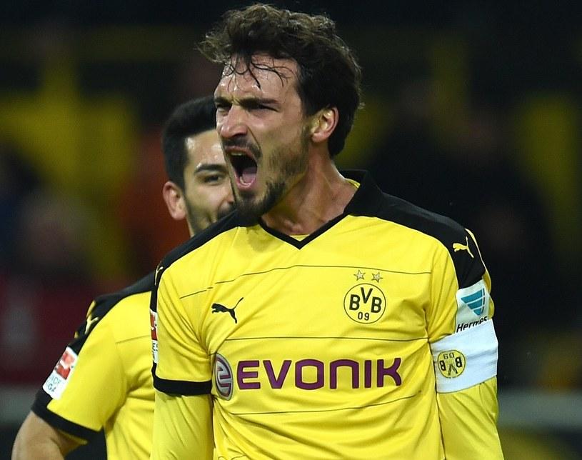 Mats Hummels (Borussia Dortmund) /AFP