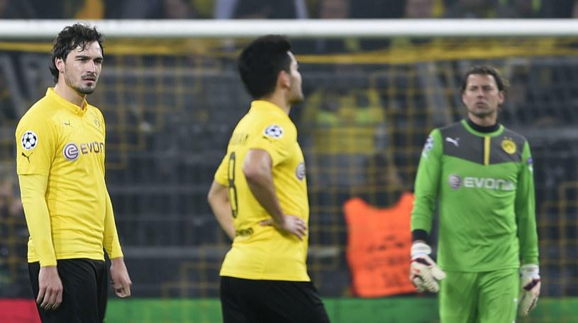 Mats Hummels i spółka pożegnali się z rozgrywkami /AFP