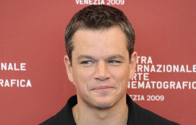 Matt Damon  /Splashnews