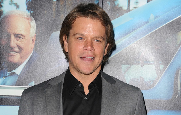 Matt Damon, fot.Alberto E. Rodriguez   /Getty Images/Flash Press Media