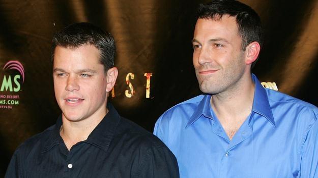 Matt Damon i Ben Affleck od lat są najlepszymi przyjaciółmi / fot. Ethan Miller /Getty Images/Flash Press Media