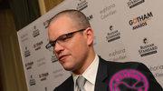 Matt Damon: Michael Douglas cudownie całuje