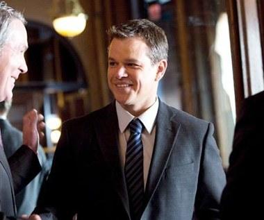 Matt Damon o gazie łupkowym