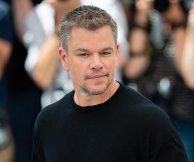 """Matt Damon o szczepieniu przeciw COVID-19. """"Bardziej wierzę nauce niż Facebookowi"""""""