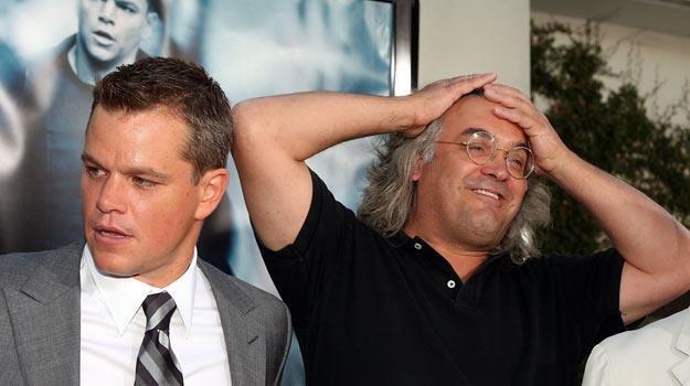 """Matt Damon ponownie spotka sie z Paulem Greengrassem na planie """"Bourne'a""""? - fot. Kevin Winter /Getty Images"""