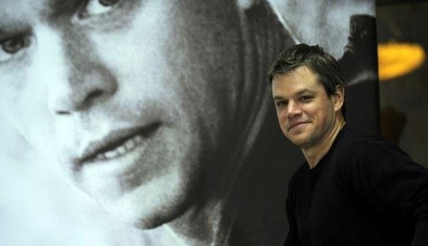 Matt Damon ponownie zrobił film wspólnie z Clintem Eastwoodem /AFP