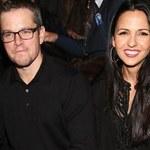 Matt Damon: Ślub po latach