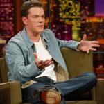 Matt Damon w filmach o Batmanie? Aktor dwukrotnie nie dostał roli