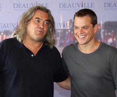Matt Damon w kolejnym Bournie