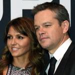 Matt Damon z żoną na premierze. Olśniewali!