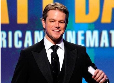 Matt Damon /Getty Images/Flash Press Media