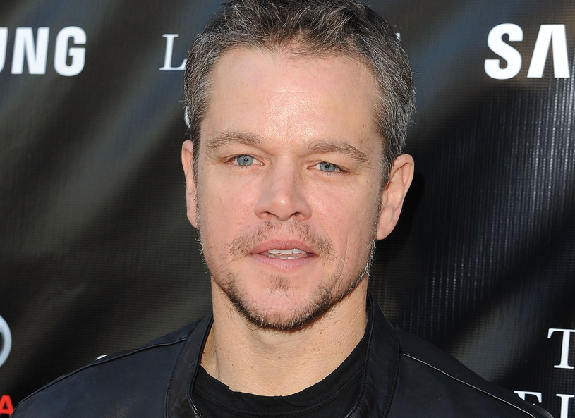 Matt Damon /Getty Images