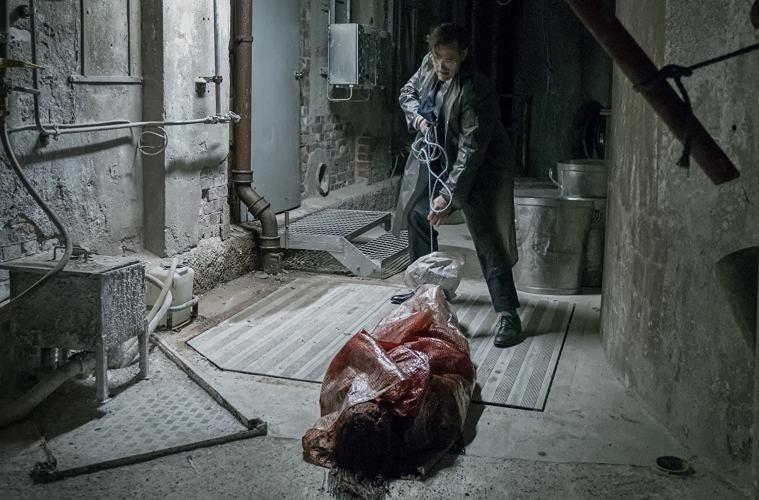 """Matt Dillon w filmie """"The House that Jack Built"""" /ZENTROPA PRODUCTIONS /materiały prasowe"""