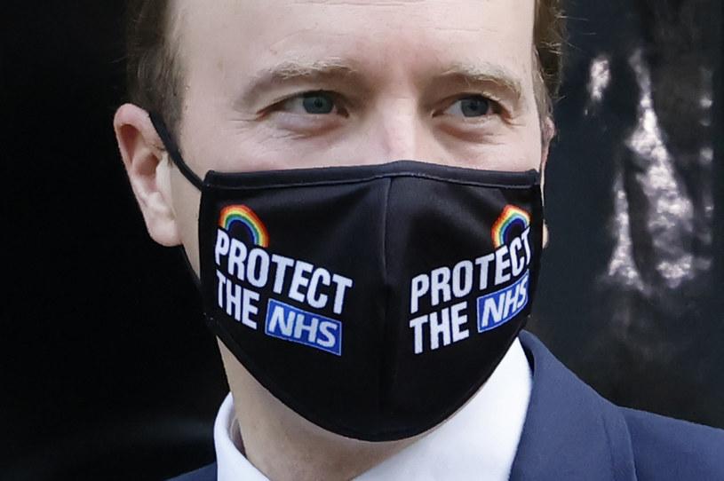Matt Hancock /AFP