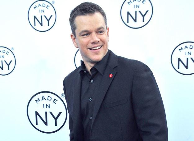 Matt jest przyzwyczajony do aktorskich metamorfoz  /Getty Images/Flash Press Media