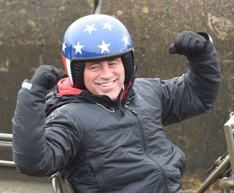 "Matt LeBlanc odchodzi z ""Top Gear"" /Agencja SE/East News"