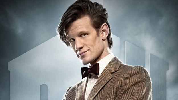 Matt Smith jako Doktor /materiały prasowe