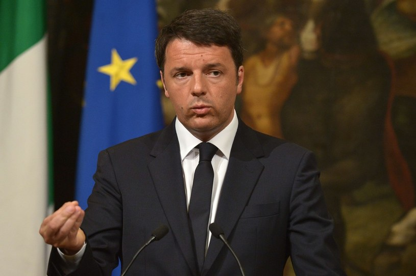 Matteo Renzi /TIZIANA FABI /East News