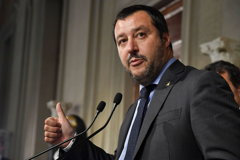 Matteo Salvini /ANDREAS SOLARO /AFP