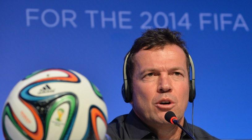 """Matthaeus zdobył """"Złotą Piłkę"""" w 1990 roku, ale kompletnie nie radził sobie jako trener /AFP"""