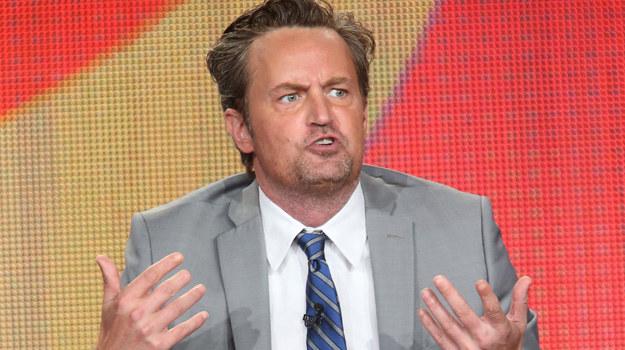 """Matthew jest """"czysty"""" od 2001 r. Od tego czasu walczy o odzyskanie pozycji w Hollywood. Ostatnio ma mu pomóc w tym rola w sitcomie """"Dziwna para"""" /Frederick M. Brown /Getty Images"""