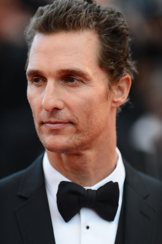Matthew jest uznawany za jednego z najprzystojniejszych mężczyzn w showbiznesie /Getty Images