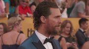 Matthew McConaughey dostanie 135 tys. dolarów za… przemowę w szkole