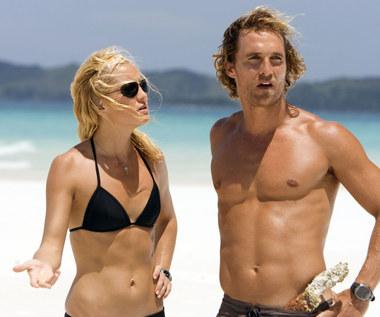 Matthew McConaughey kiepsko całuje?