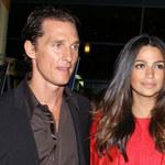 Matthew McConaughey po raz drugi ojcem