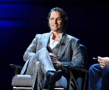 Matthew McConaughey przekonuje, że chce zbudować coś trwałego