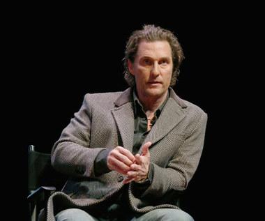 Matthew McConaughey rozwiózł 110 tysięcy maseczek do szpitali