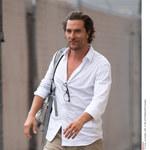 Matthew McConaughey starał się o rolę Niesamowitego Hulka