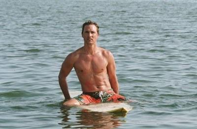 """Matthew McConaughey w filmie """"Miłość na zamówienie"""" /"""