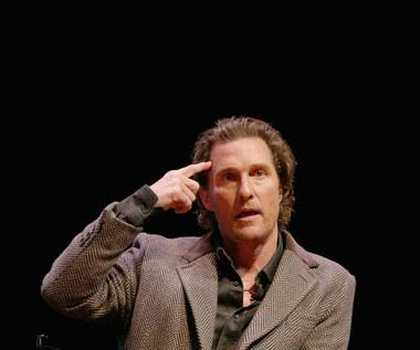 Matthew McConaughey zamierza kandydować na gubernatora Teksasu