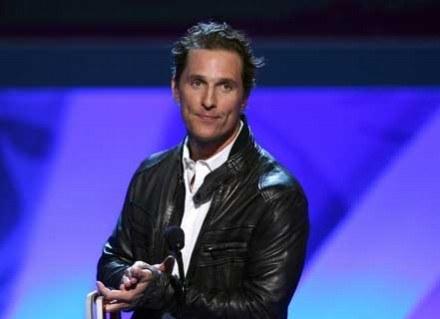 Matthew McConaughey /Getty Images/Flash Press Media