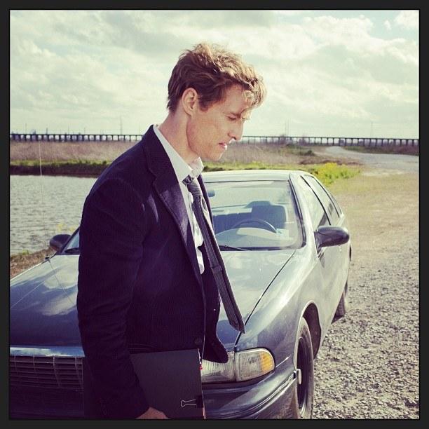 Matthew McConaughey /Instagram /materiały prasowe