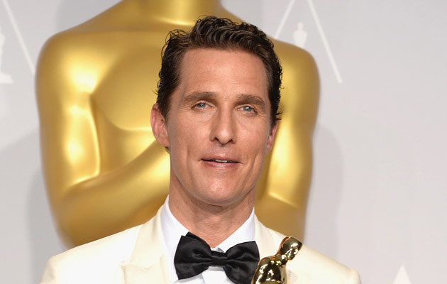 Matthew McConaughey /Jason Meritt /Getty Images