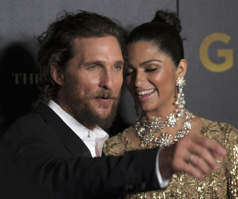 Matthew McConaughey /Getty Images