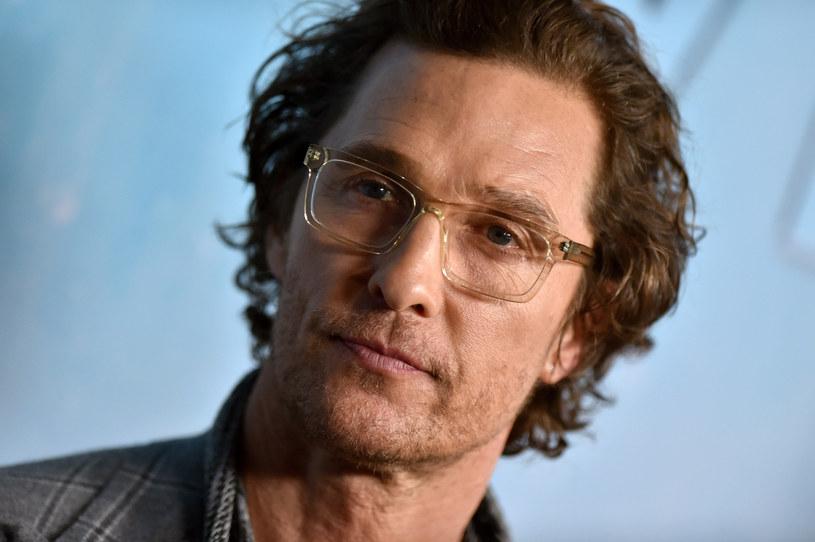 Matthew McConaughey /Hahn Lionel/ABACA/Abaca/East News /East News
