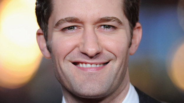 """Matthew Morrison jako zafascynowany Broadwayem nauczyciel z serialu """"Glee"""", zdobył serca młodocianej widowni na całym świecie. /Stuart Wilson /Getty Images"""
