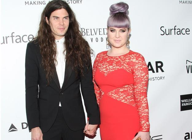 Matthew Mosshart i Kelly Osbourne już nie są parą (zdjęcie z grudnia 2013 r.) - fot. Mike Windle /Getty Images/Flash Press Media