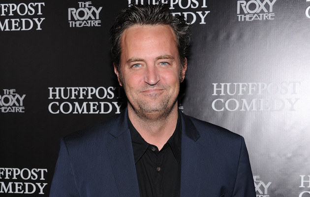 Matthew Perry, fot.Angela Weiss   /Getty Images/Flash Press Media